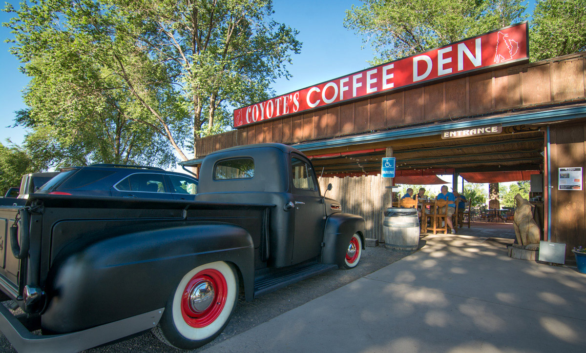 Coyote's Coffee Den - Penrose